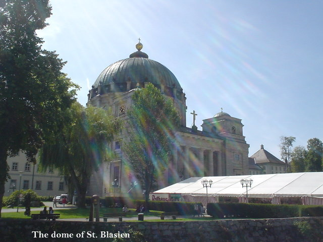 The Dome of St Blasien