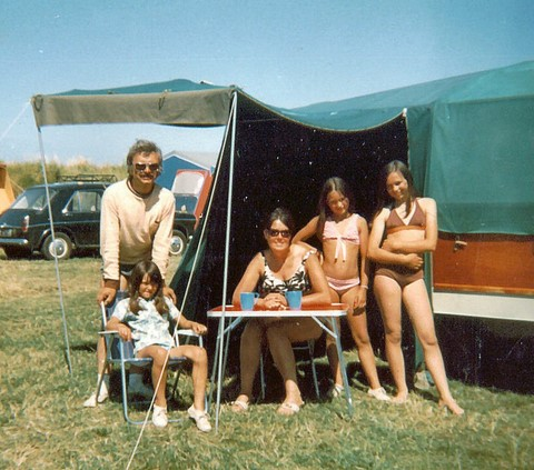Chateau Mobile family 1973