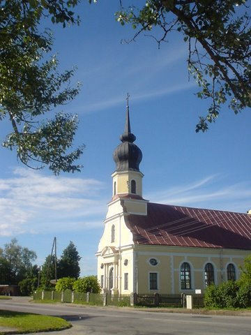 Latvian Church