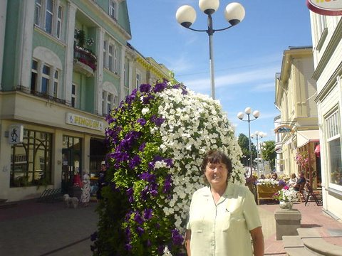 Jurmala shopping Street