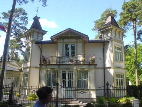 Jurmala Holiday Home