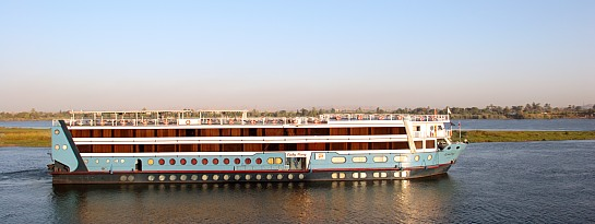 M.S Lady Mary on the Nile